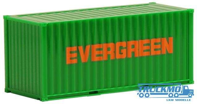 AWM Evergreen, 20ft. Container 491418