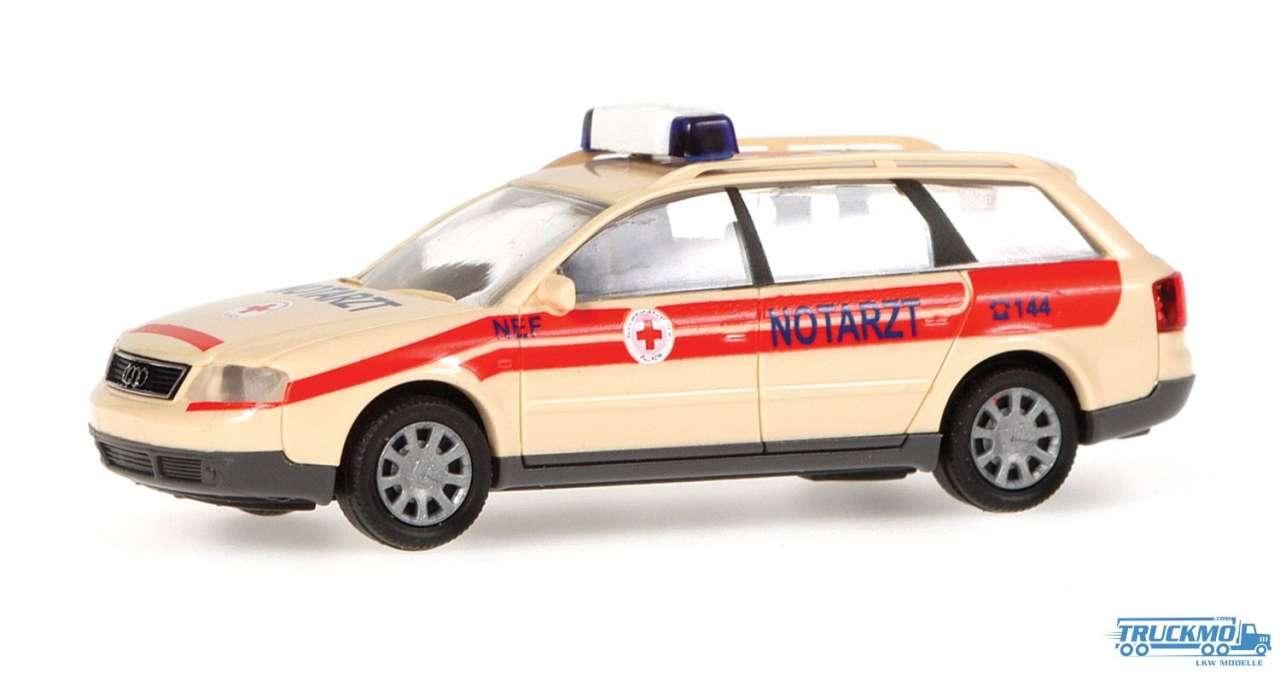 Rietze Notarzt Villach Audi A6 Avant 50673