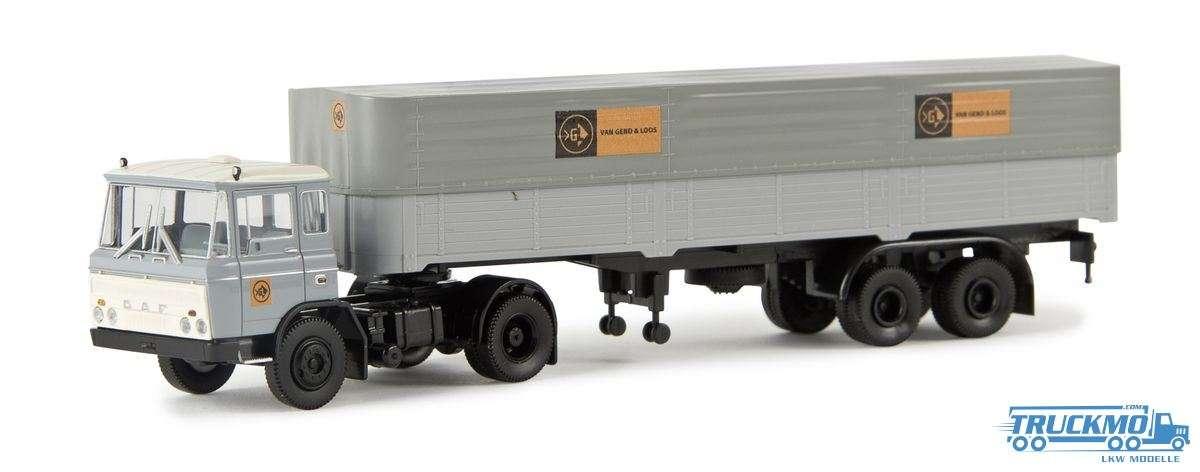 Brekina Van Gend & Loos DAF FT 2600 PP-Sattelzug 85263