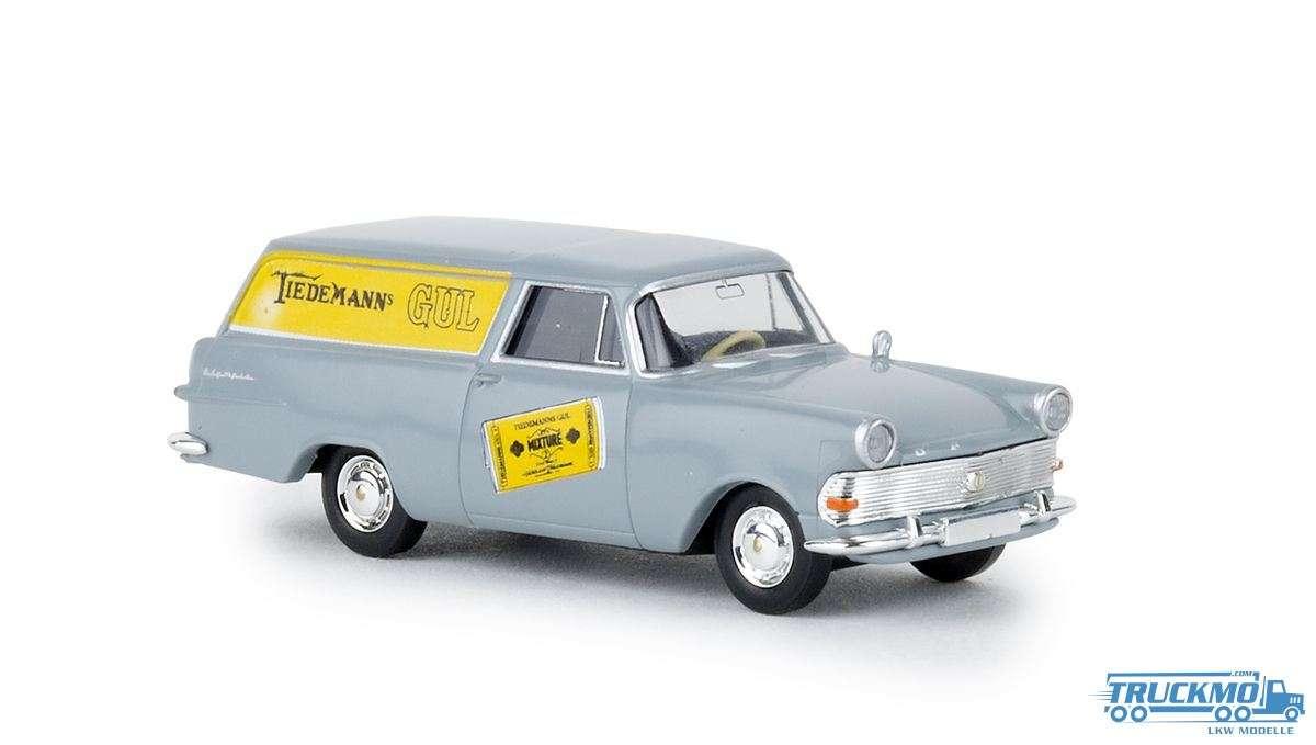 Brekina Tideman´s Gul Opel P2 Van 20187