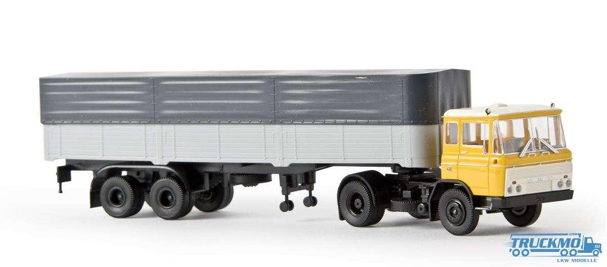 Brekina Frans Maas / Kranteile DAF FT 2600 PP-Sattelzug 85257