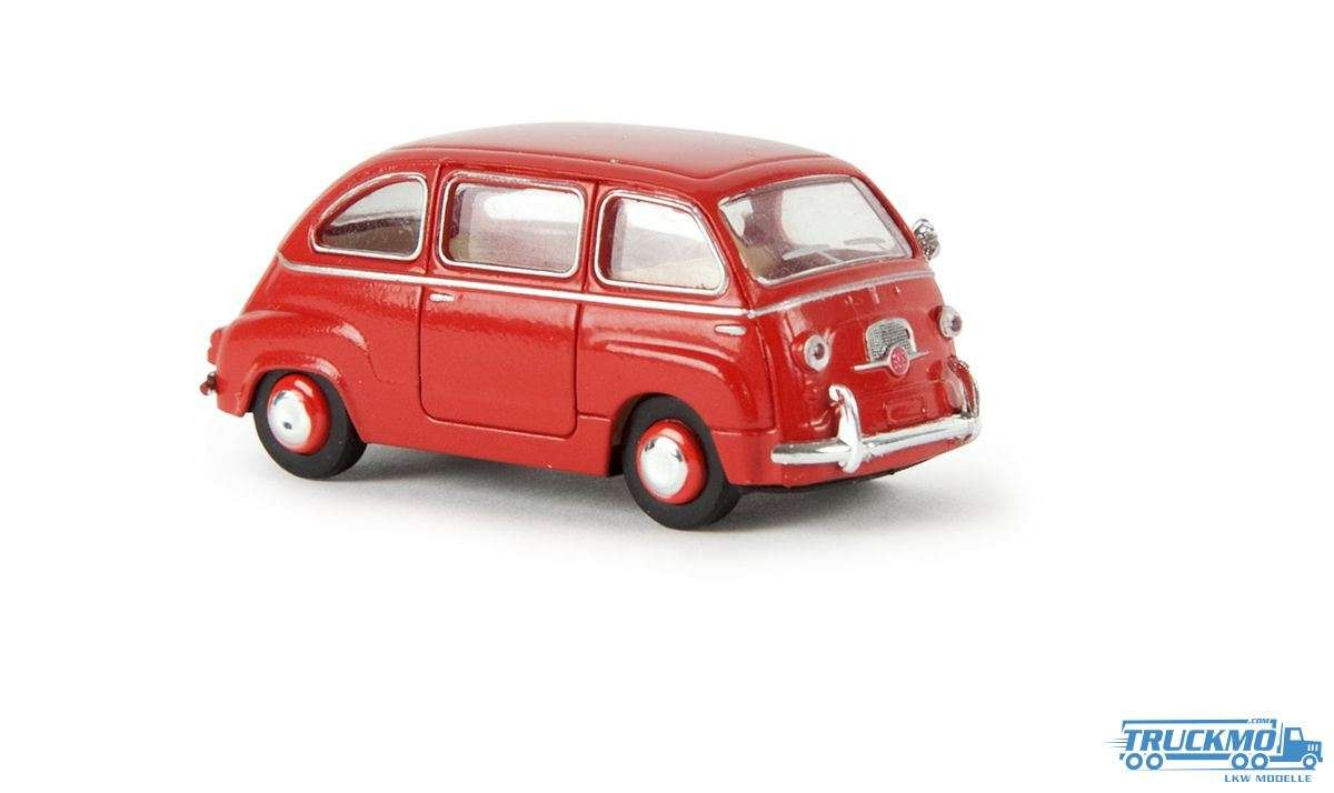 Brekina Fiat Multipla rot 22469