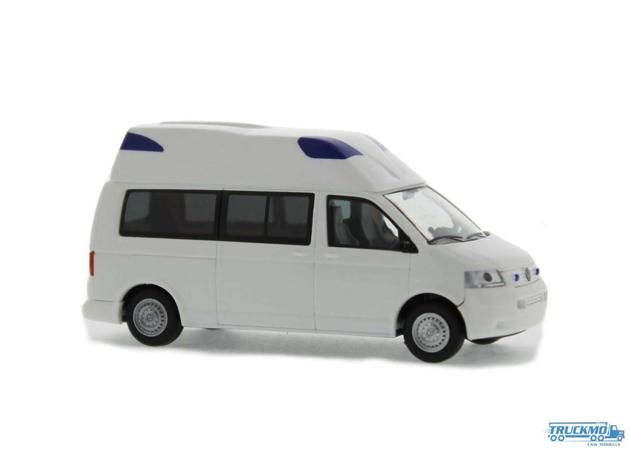 Rietze Volkswagen Ambulanz Mobile Hornis Silver 03 51870