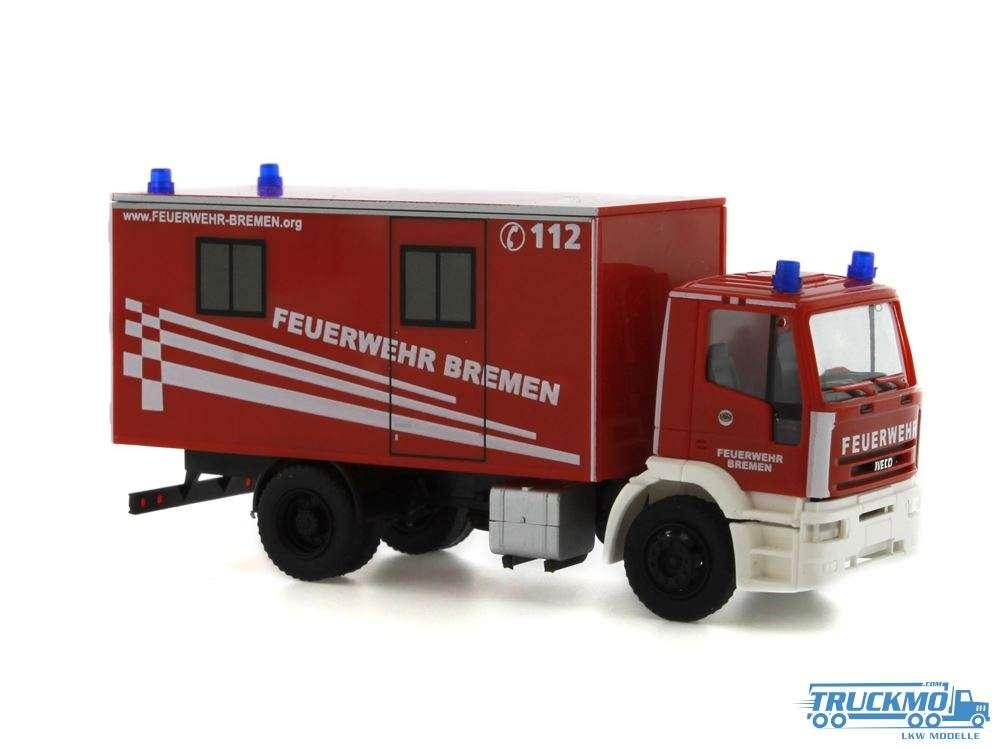 Rietze Feuerwehr Bremen Iveco Eurotech Küchenwangen 60642