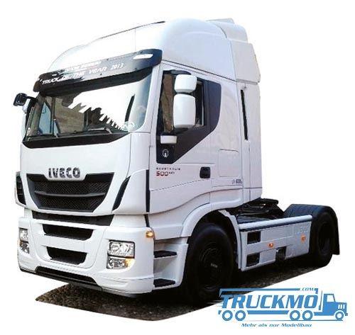 AWM Iveco Stralis HiWay / AE Zugmaschine 2-Achs weiß