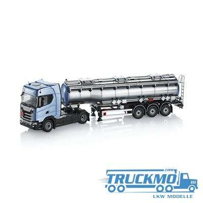 Tekno Scania S 410 4x2 Tanksattelzug 2560939