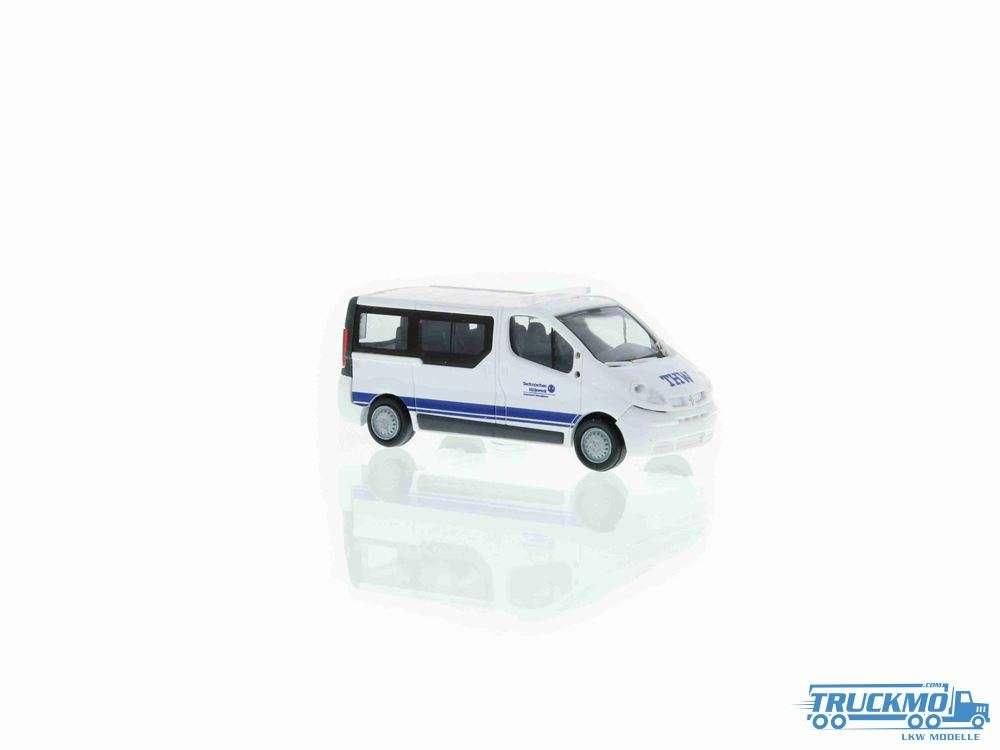 Rietze THW OV Ludwigsburg Renault Trafic 51393