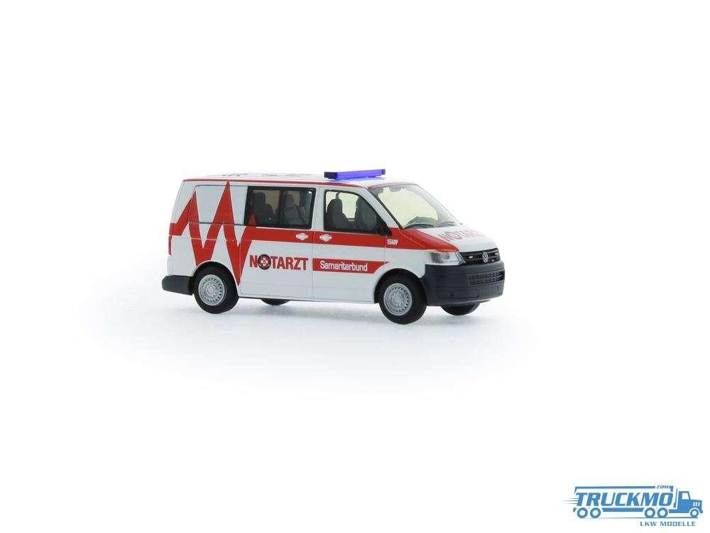 Rietze Notarzt Samariterbund Linz Volkswagen T5´10 53447