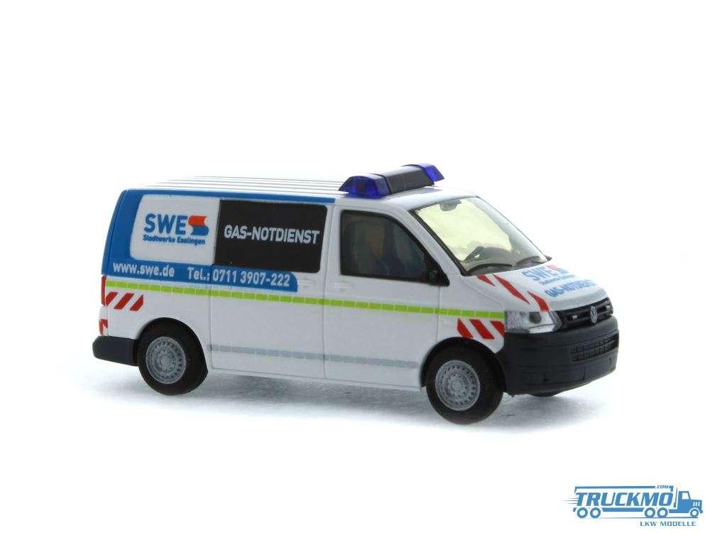 Rietze Modelle Stadtwerke Esslingen Volkswagen T5 10 53439