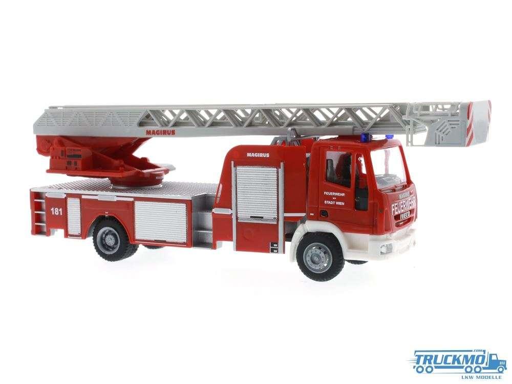 Rietze Feuerwehr Wien Iveco Magirus DLK Feuerwehr 68559