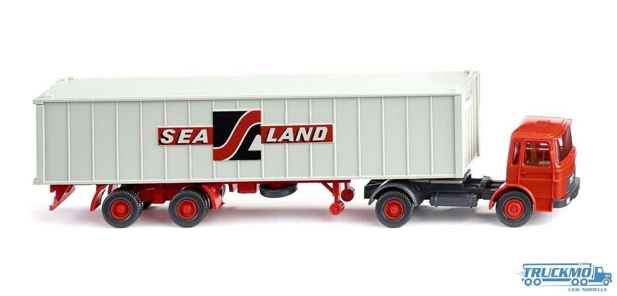 Wiking Sealand MAN Containersattelzug 052304