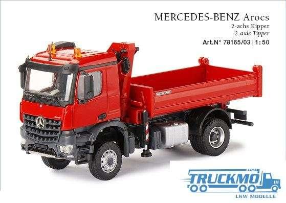 Conrad Mercedes Benz Arocs 2-Achs Kipper 78165/03