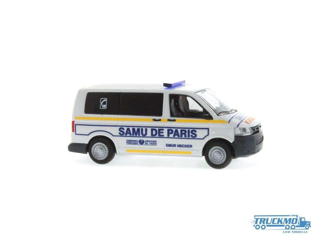 Rietze Samu de Paris Volkswagen T5 GP 53430