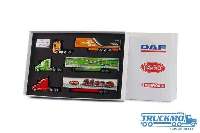 WSI LKW Modelle Paccar Brand Box DAF, Peterbilt, Kenworth 02-1753