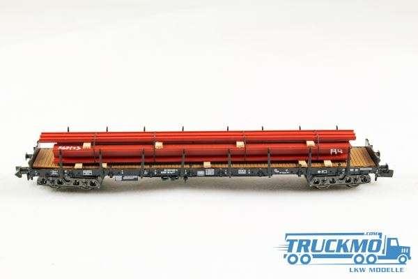 Ladegüter Bauer lange H-Stahlträger N1076