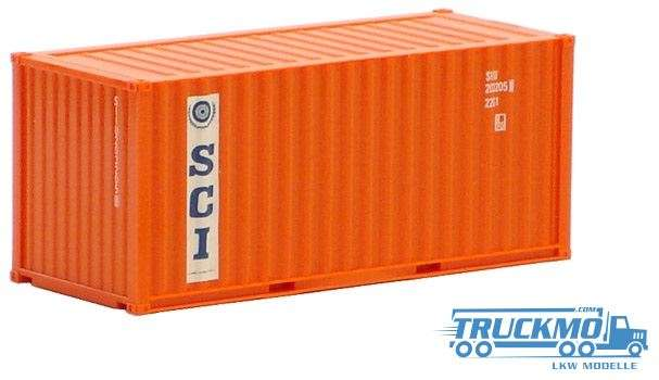 AWM SCI 20ft. Container 491360