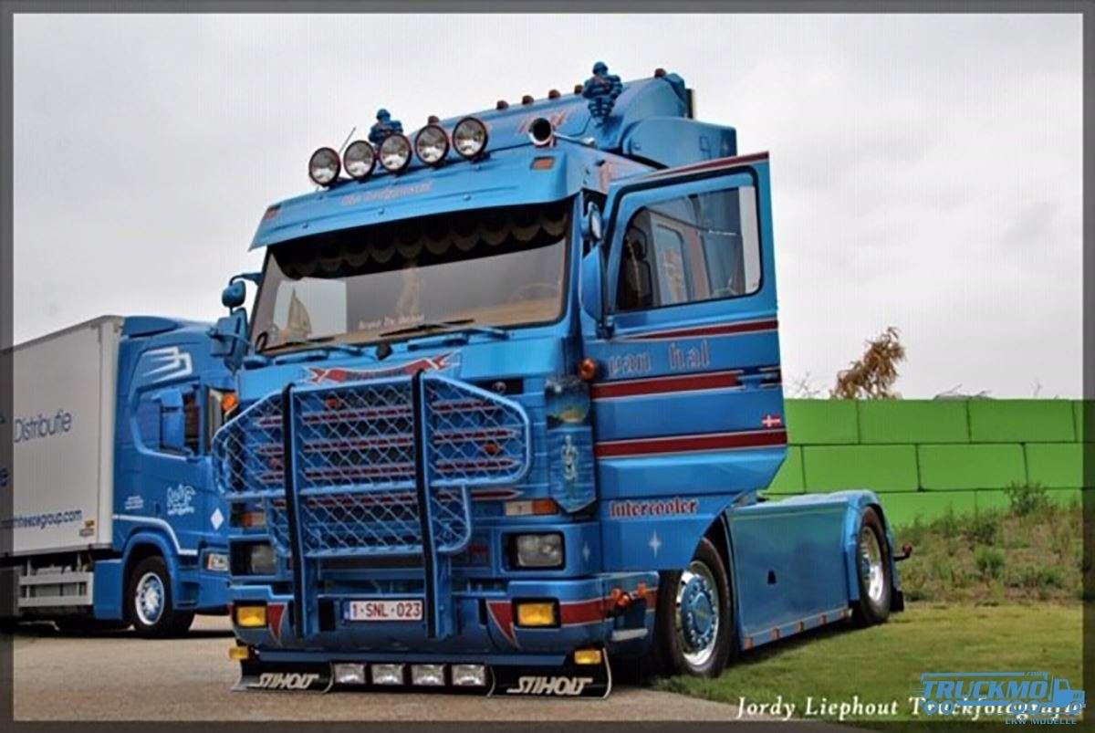 WSI Van Hal Transport Scania 3 Serie Streamline 01-2956