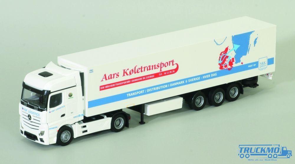 Awm camiones MB actros mp2 LH refrigeración-kHz extraños Kerzers
