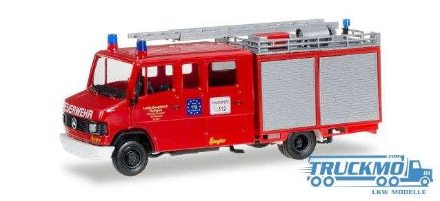 Herpa Feuerwehr Rohracker Mercedes-Benz T2 LF8/6 920148