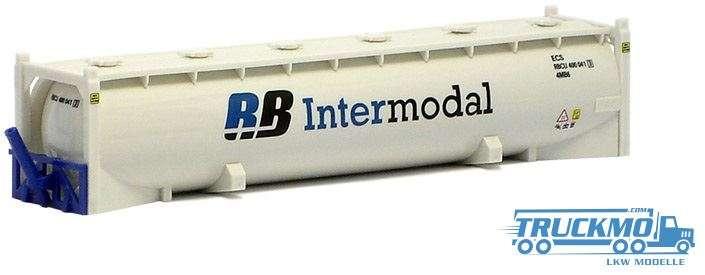 AWM Intermodal 40ft. Drucksilocontainer 491262