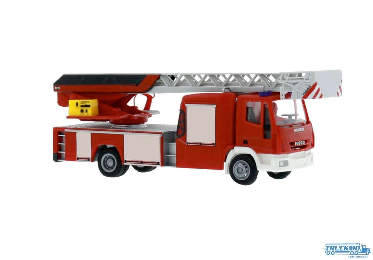 Rietze Iveco Magirus DLK 32 Euro 6 L-AS Vorführdesign 72601