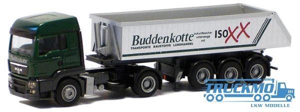 AWM Buddenkotte MAN TGS LX Eckmulden SZ Modell