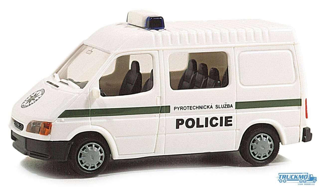 Rietze Policie CZ Ford Transit 50680