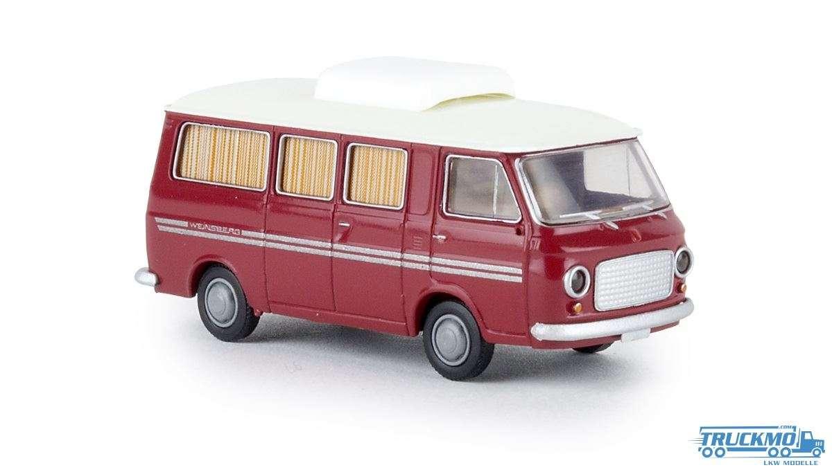 Brekina Weinsberg Fiat 238 Camper 34408