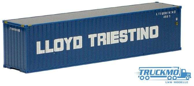 AWM Lloyd Triestino 40ft. HighCube Container 491634