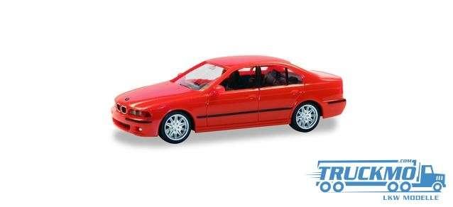 Herpa BMW M 5 rot 022644-002