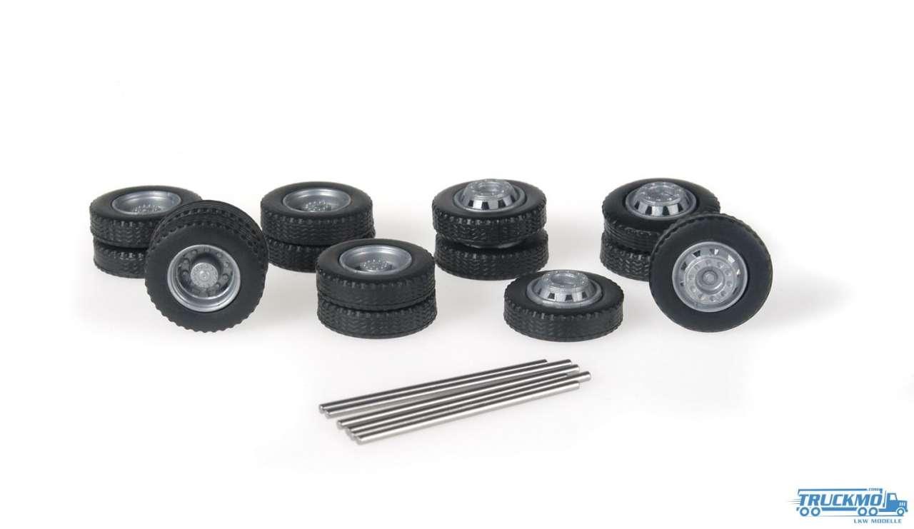 Rietze LKW Rädersatz 70082