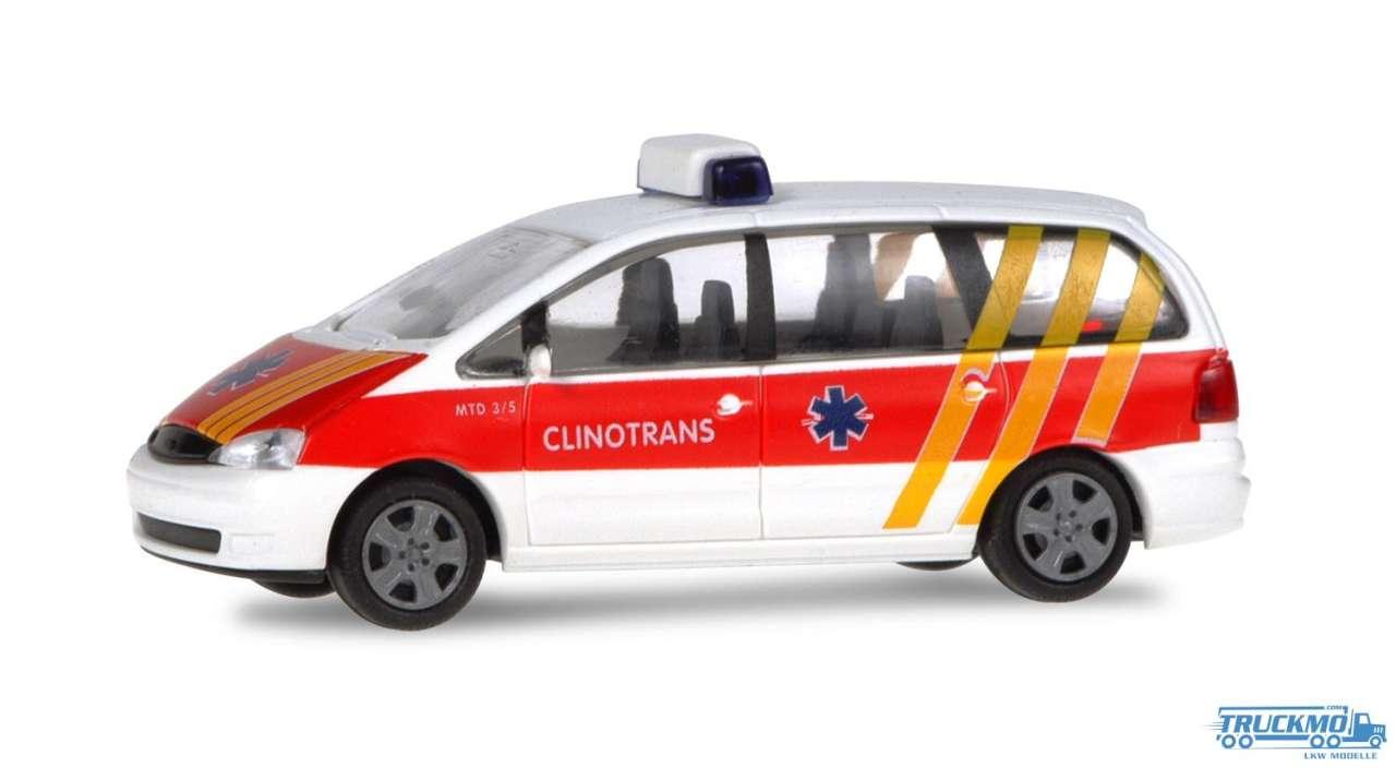 Rietze Clinotrans Ford Galaxy 51093