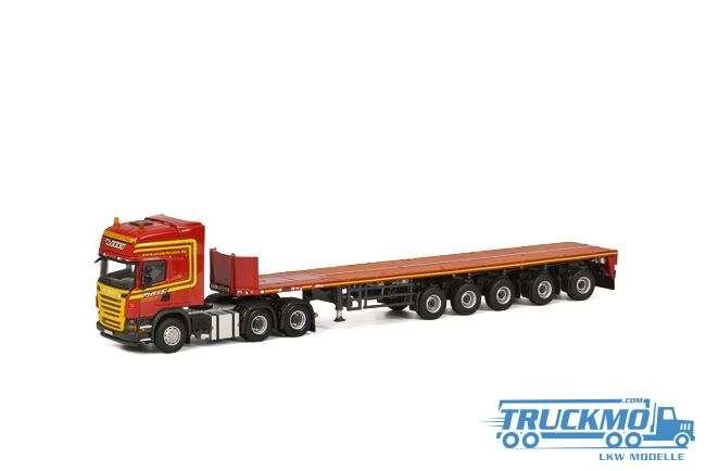 WSI Neeb Scania R Topline Goldhofer Ballasttrailer 6-Achs 01-1634