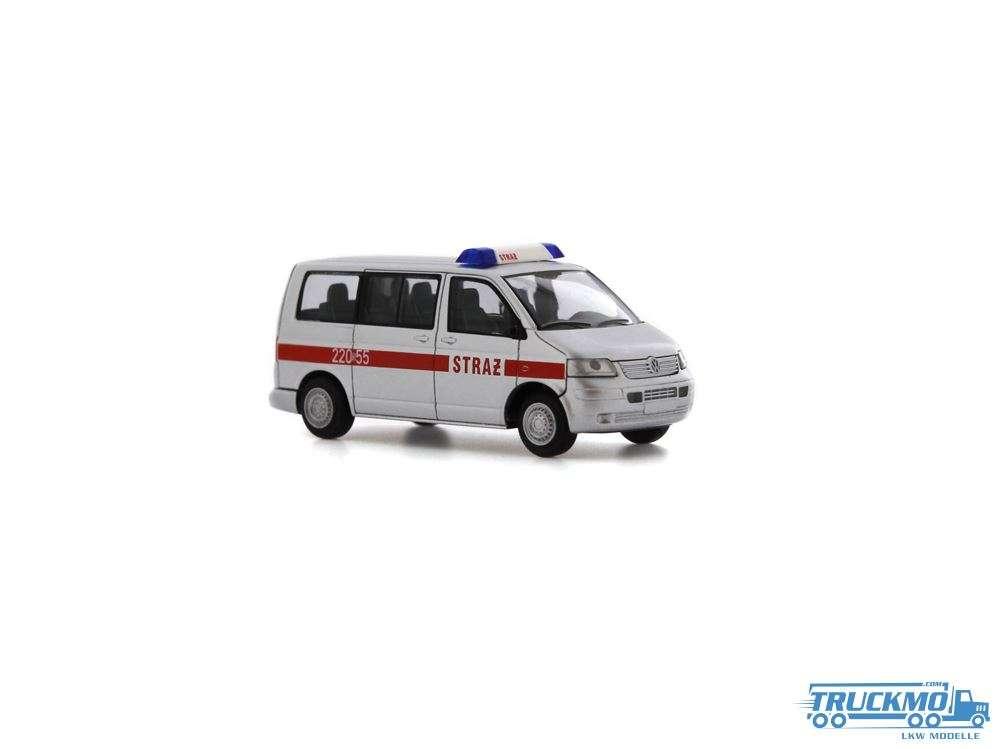 Rietze Straz Volkswagen T5 Bus KR FD 51878