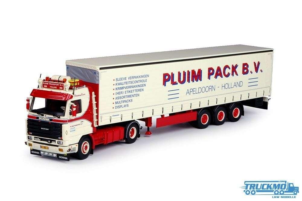 Tekno Pluim LKW Modell Scania 3-serie Streamline 4x2 69745