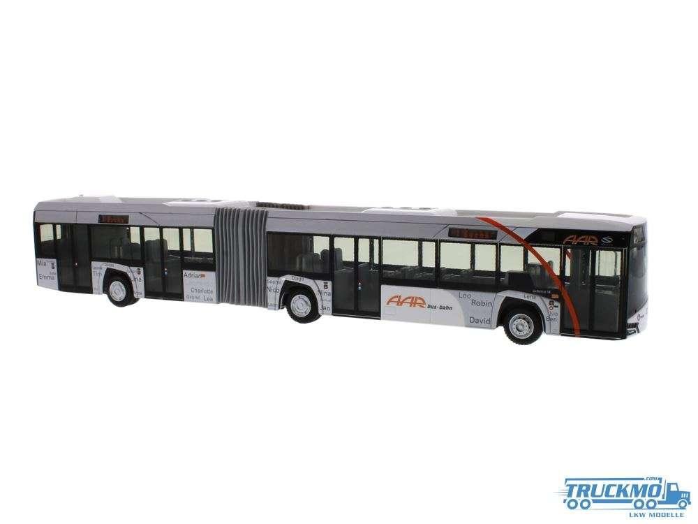 Rietze AAR Bus/Bahn Aarau Solaris Urbino 18 14 73117
