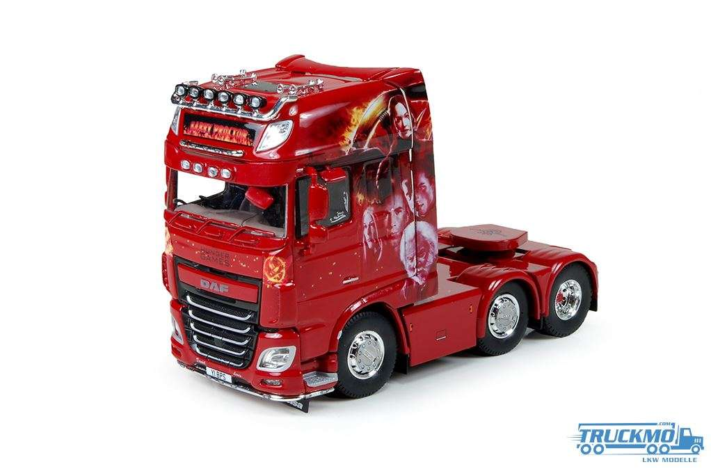 Tekno Barry Proctor DAF XF Super Space Cab Euro 6 The Hunger Games Showtruck 72183