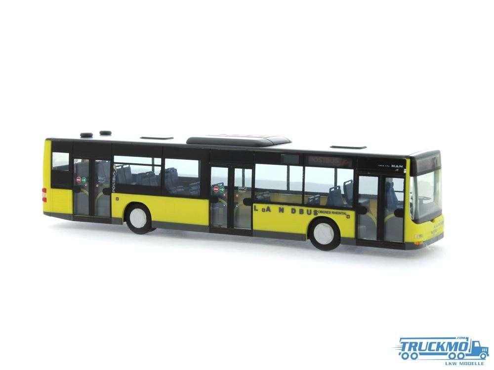 Rietze Landbus Oberes Rheintal MAN Lions City 72736