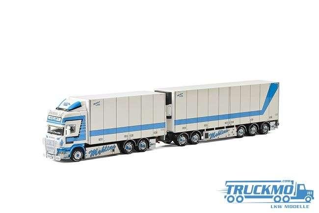 WSI Mohlins Akeri AB LKW Modell Scania R Streamline Topline Hängerzug 01-2111