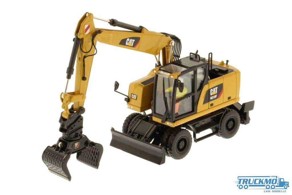 Diecast Masters CAT M318F Mobilbagger 85508