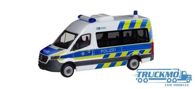 Herpa Polizei Nordrhein-Westfalen Mercedes-Benz Sprinter