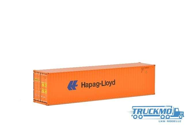 WSI Hapag-Lloyd 40ft Container 04-2033