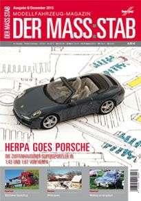 Herpa 6/2015 DER MASS:STAB Lkw-Modelle
