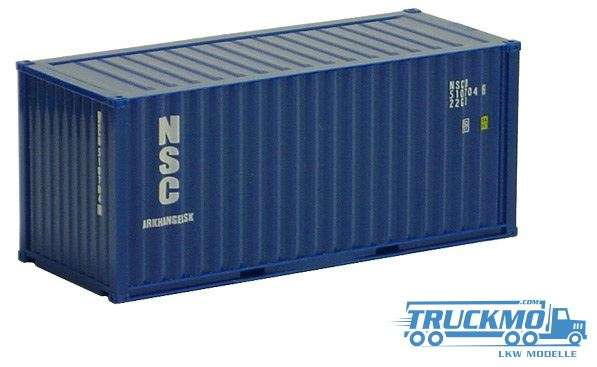 AWM NSC 20ft. Container 491341