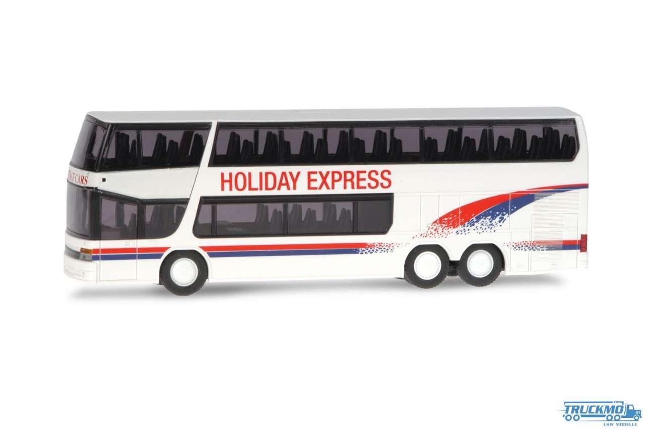 Rietze Holiday Express Setra S 328 DT 60267