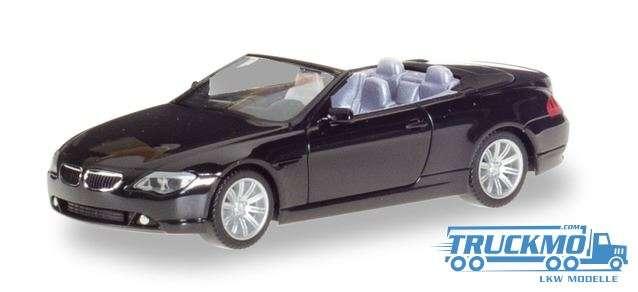 Herpa BMW 6er Cabrio 023245-002