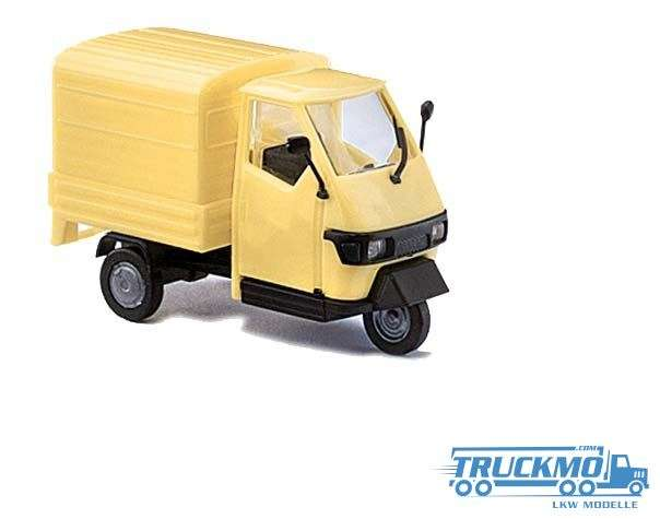 Busch 60206 Bausatz Piaggio Ape 50 gelb 1//87
