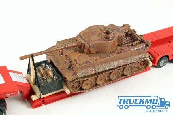Ladegüter Bauer Ausgrabungsfund Tiger Panzer Lkw1032