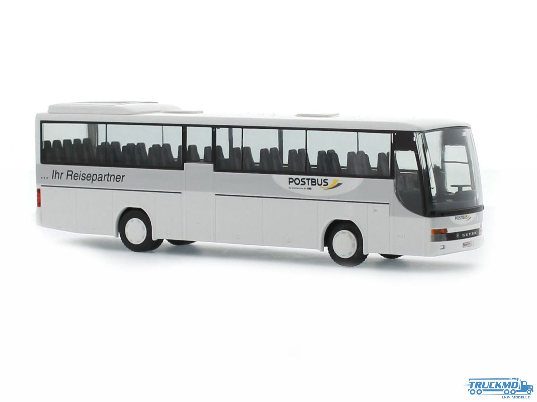 rietze postbus setra s 315 gt hd 62328 lkw. Black Bedroom Furniture Sets. Home Design Ideas
