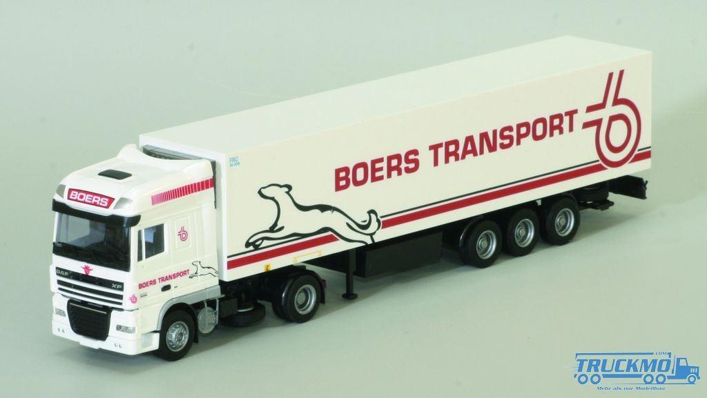 AWM Boers Transport DAF XF 105 SSC/Aerop. - Kühl-KSZ